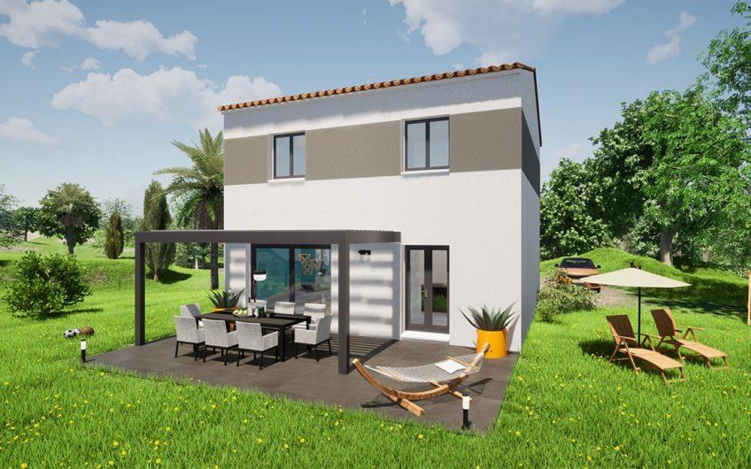 Votre villa à étage de 85m²